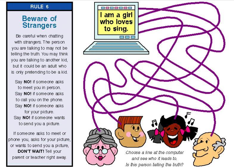 Internet Safety Tips! | Rang4clonlara's Blog